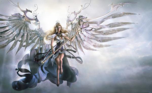 The Goddess Sovanna By Kolakis, Goddesses