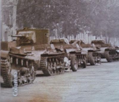 Panzer I estrany