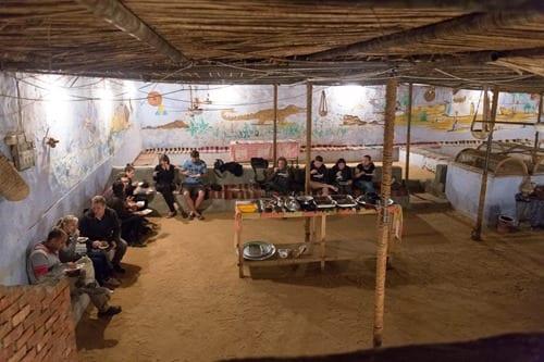 Nubian Dinner Travel Talk Tours