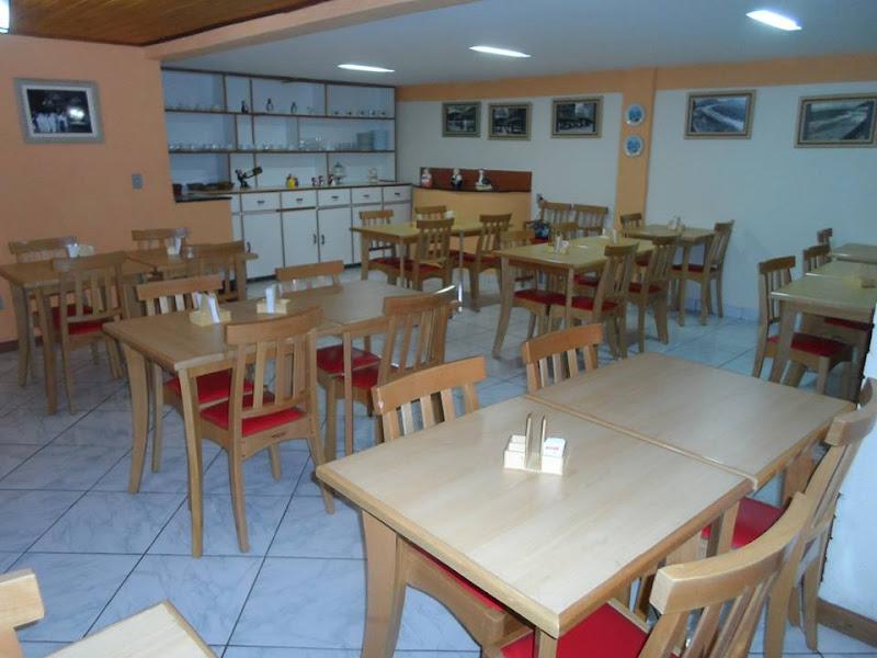 Pousada Bela Vista Cafe