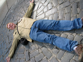 Lying on the site of the Boston Massacre (2010)