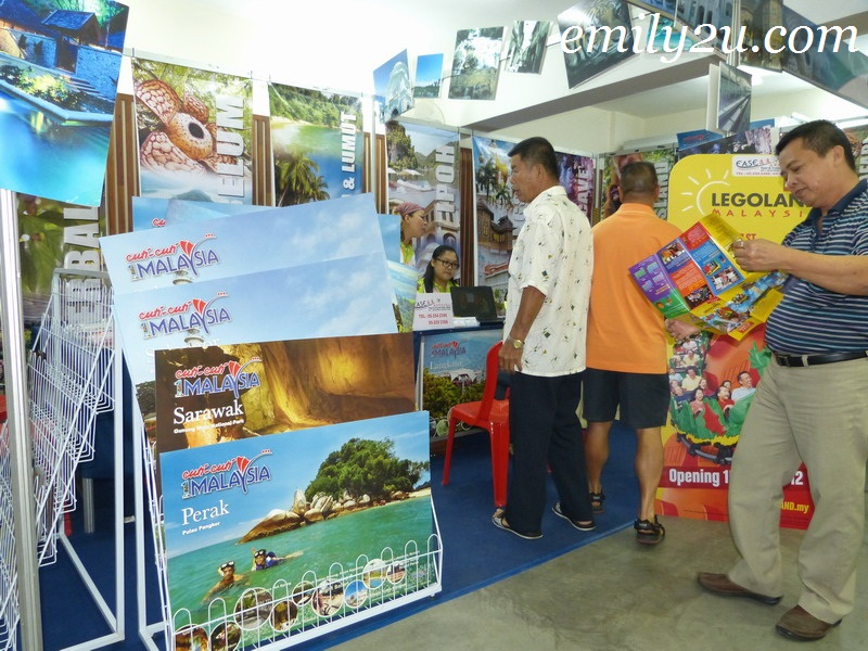 MITM Travel Fair 2012 @ Ipoh