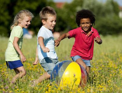 Tahapan Bermain Bagi Anak-Anak