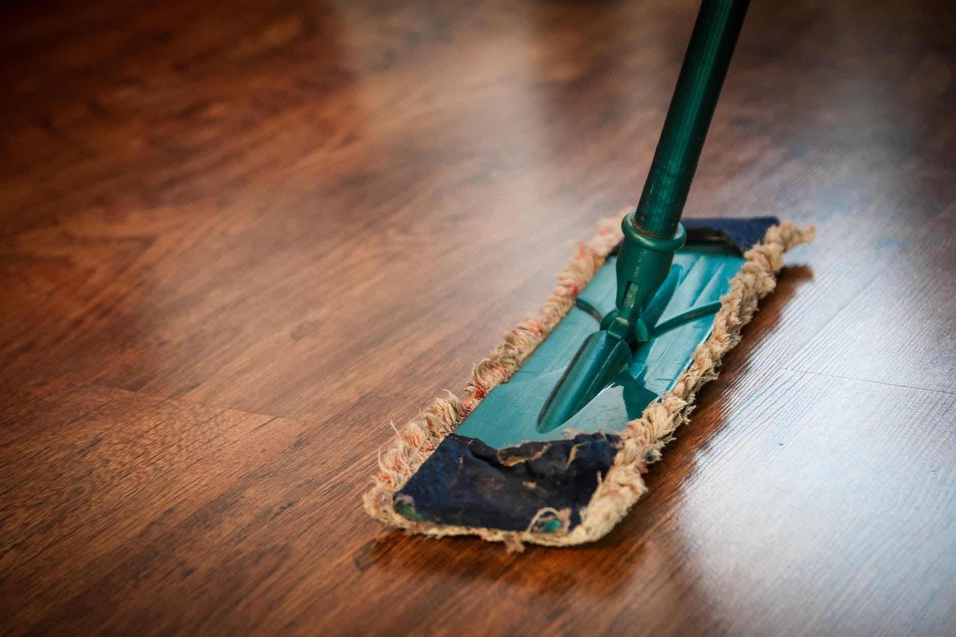 good mop for floor cleaning