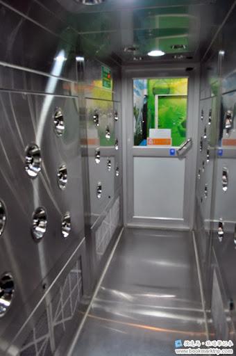 魔菇部落生態休閒農場吹氣室