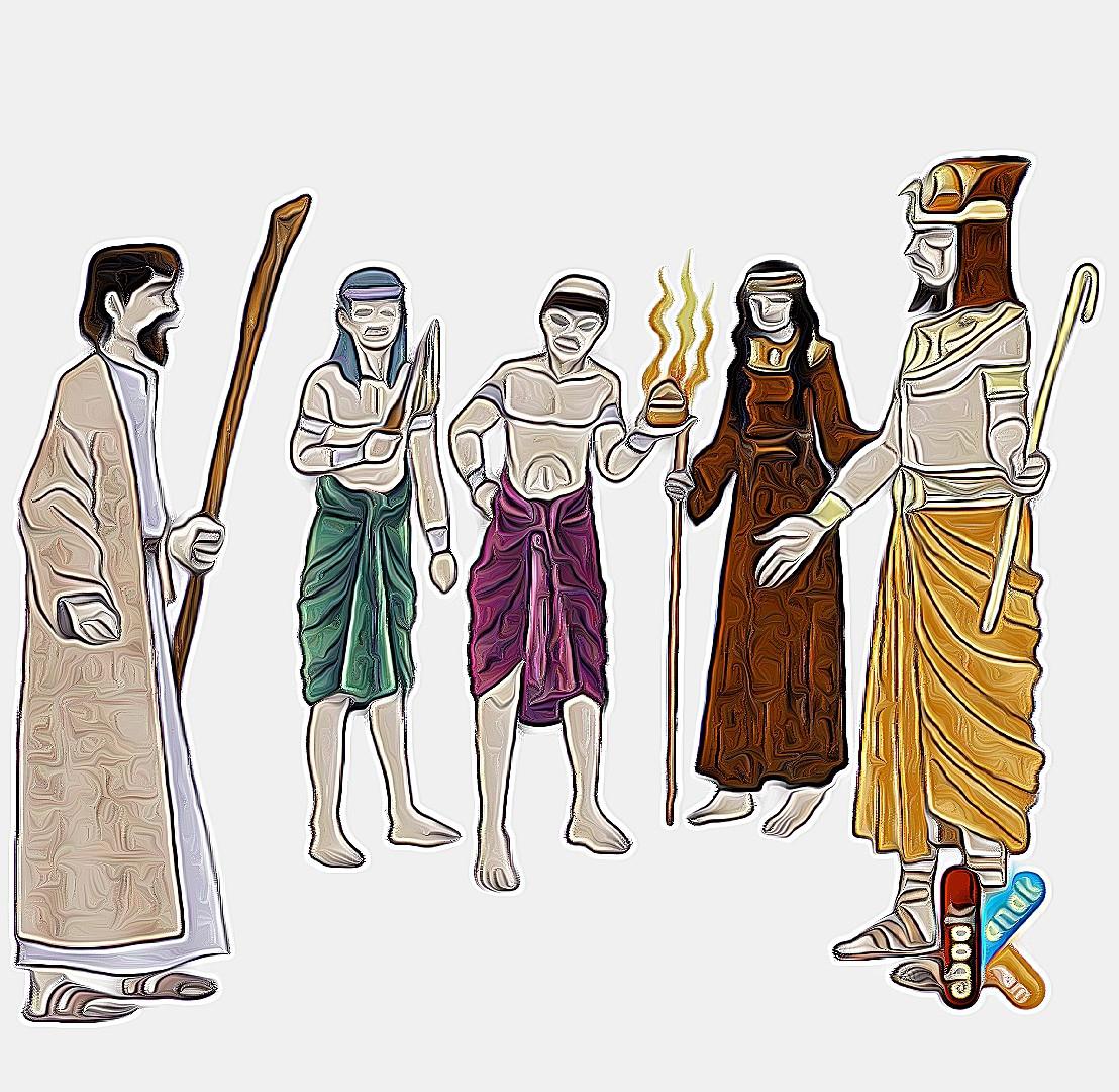 Pilih Ikut Fir'aun Daripada Nabi Musa