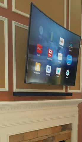 Tv Wall Mounting Charlotte Nc 4k Ultra Hd Curved Tv