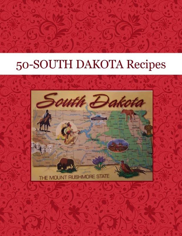 50-SOUTH DAKOTA Recipes