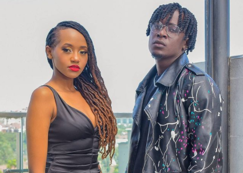 Miss P dating Willy Paul photo session
