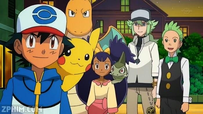 Ảnh trong phim Bảo Bối Thần Kỳ 16 - Pokemon Season 16 1