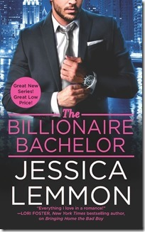 The Billionaire Bachelor by Jessica Lemmon