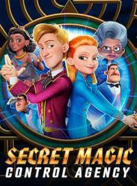 Agenția Secretă de Control a Magiei Dublat În Română