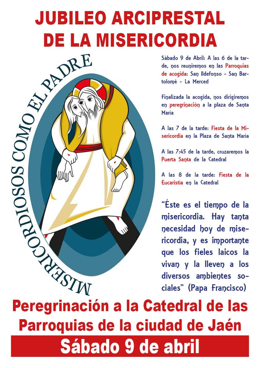 JUBILEO DE LA MISERICORDIA (CIUDAD DE JAÉN)