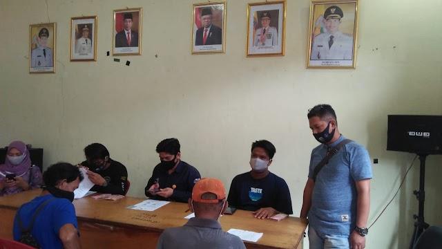 Hore, BST kembali Dibagikan di Desa Dirgahayu