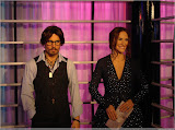 Johnny Depp und Julia Roberts