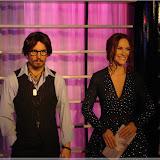 Johnny Depp und Julia Roberts