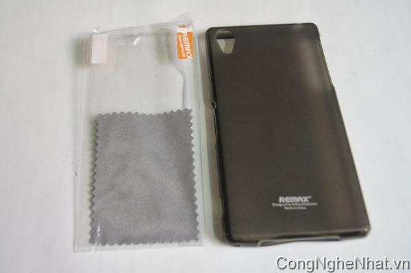 Ốp lưng và DMH Sony Xperia Z1 (SO-01F) Remax