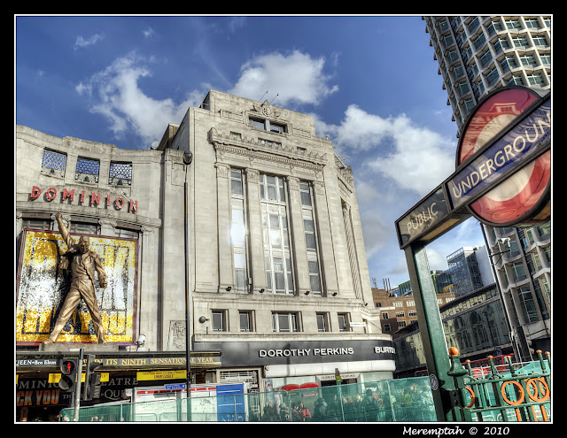 Dominion Theater Tottenham Court Road We Will Rock You
