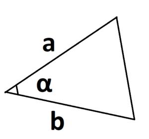 синус угла в основании треугольника
