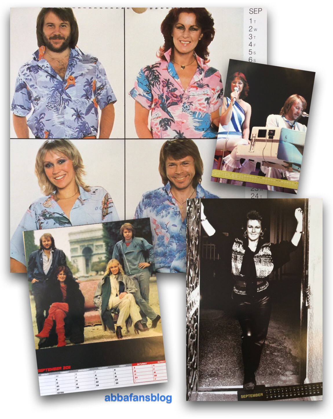 Vmi Calendar May : Abba fans september calendar pictures part