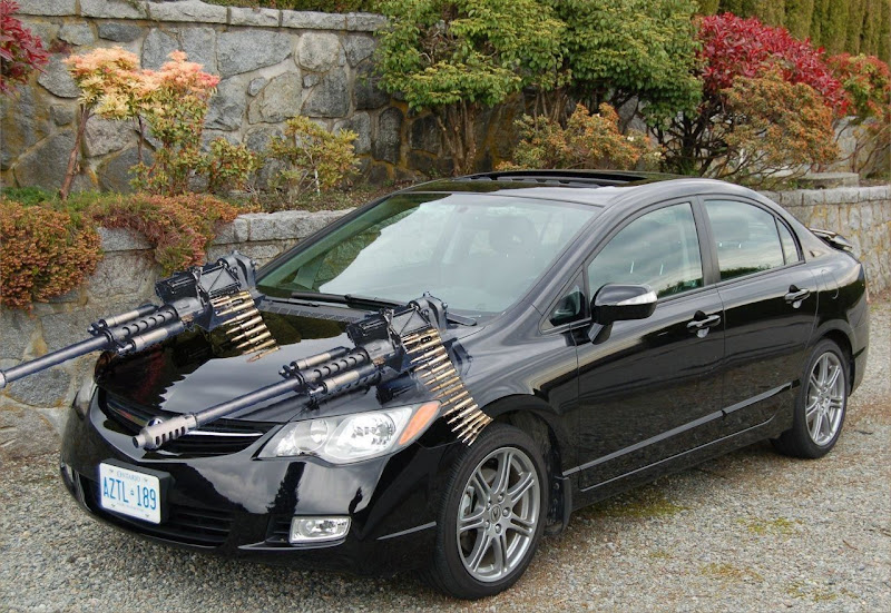 hiding a gun in your car easily (13)
