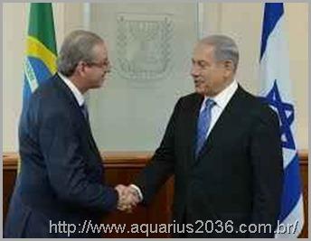 Eduardo Cunha e Sionistas