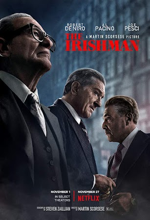 Poster Of Free Download The Irishman 2019 300MB Full Movie Hindi Dubbed 720P Bluray HD HEVC Small Size Pc Movie Only At worldfree4u.com