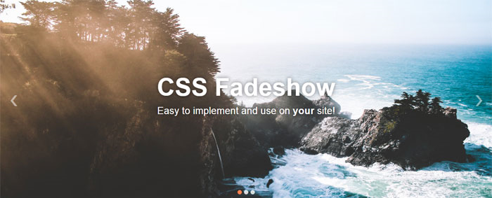 10 ejemplos de slideshows con el código fuente