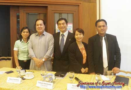 Kumon Philippines Education and Parenting Seminar 2012 press launch