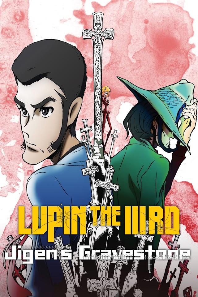 Lupin the IIIrd: Jigen's Gravestone