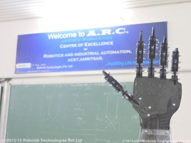 Amritsar College of Engineering and Technology, Amritsar Robolab (14).jpg