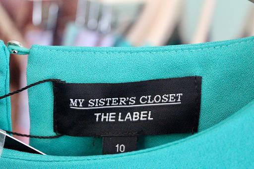 my sisters closet