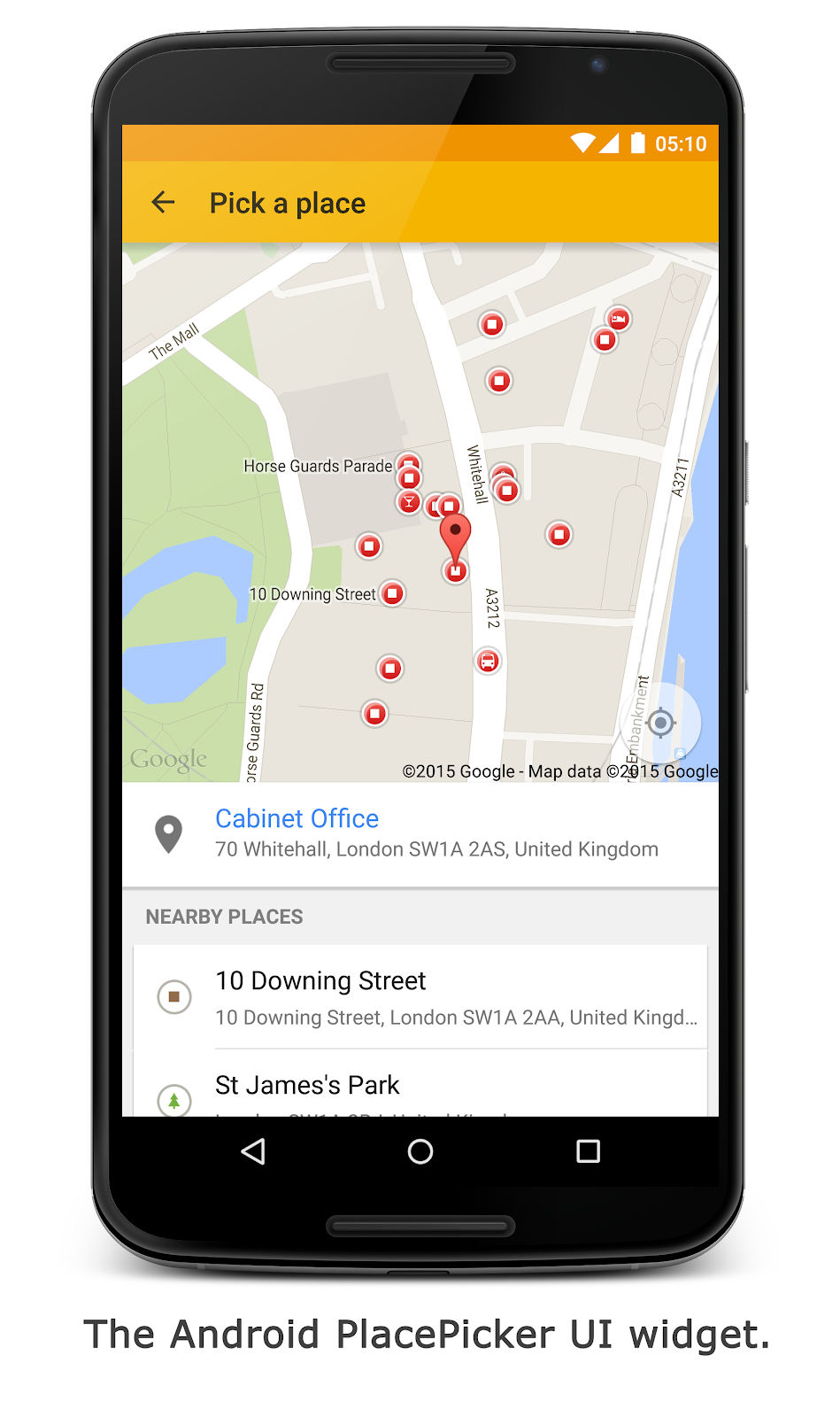 Google Maps Platform: Map Tips: Using the Google Maps APIs to book