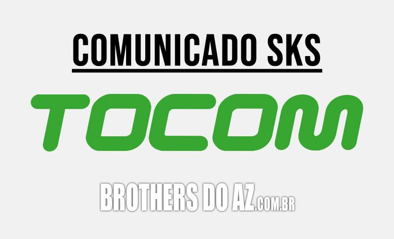 Comunicado sobre servidor TSSCAM Tocom