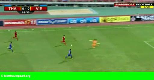 Hình 4: Thái Lan 1-0 Việt Nam: Siêu dự bị giải cứu Kiatisak