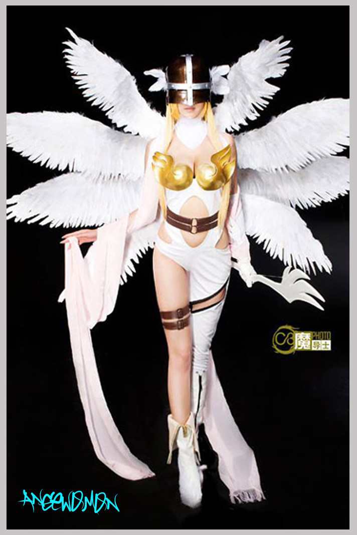 cosplay digimion cosplay perfect angewomon cosplay