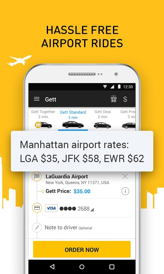 Gett- screenshot