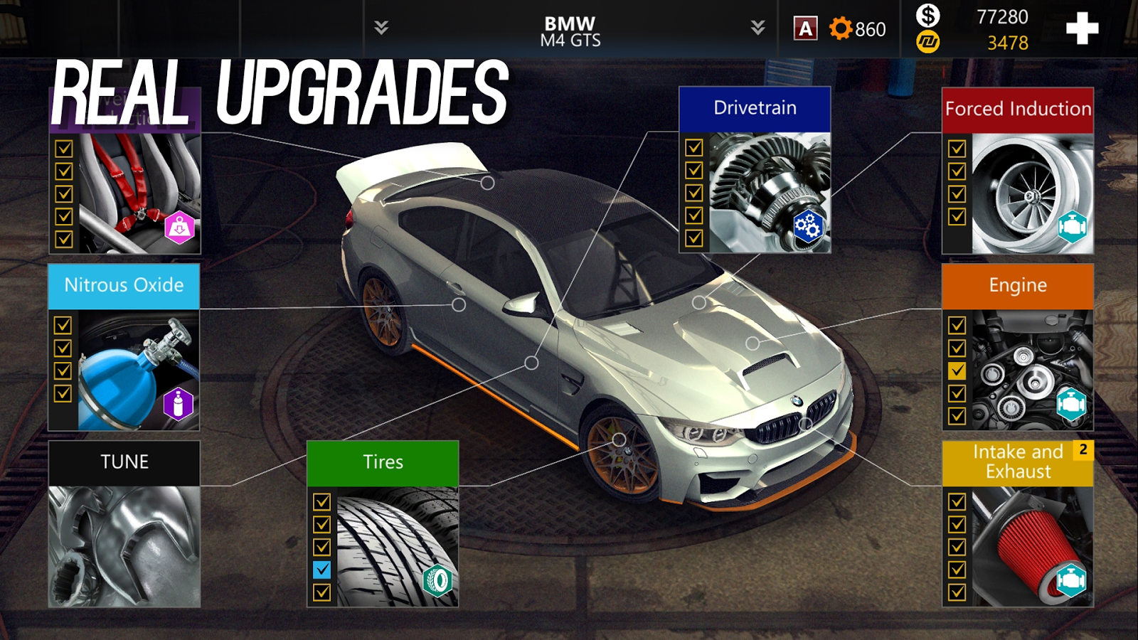 creative mobile drag racing tuning guide