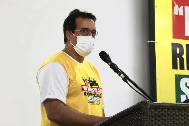 """No trânsito, sua responsabilidade salva vidas"""" é tema da Semana Nacional do Trânsito aberta nesta sexta-feira (17), em Barreiras"""