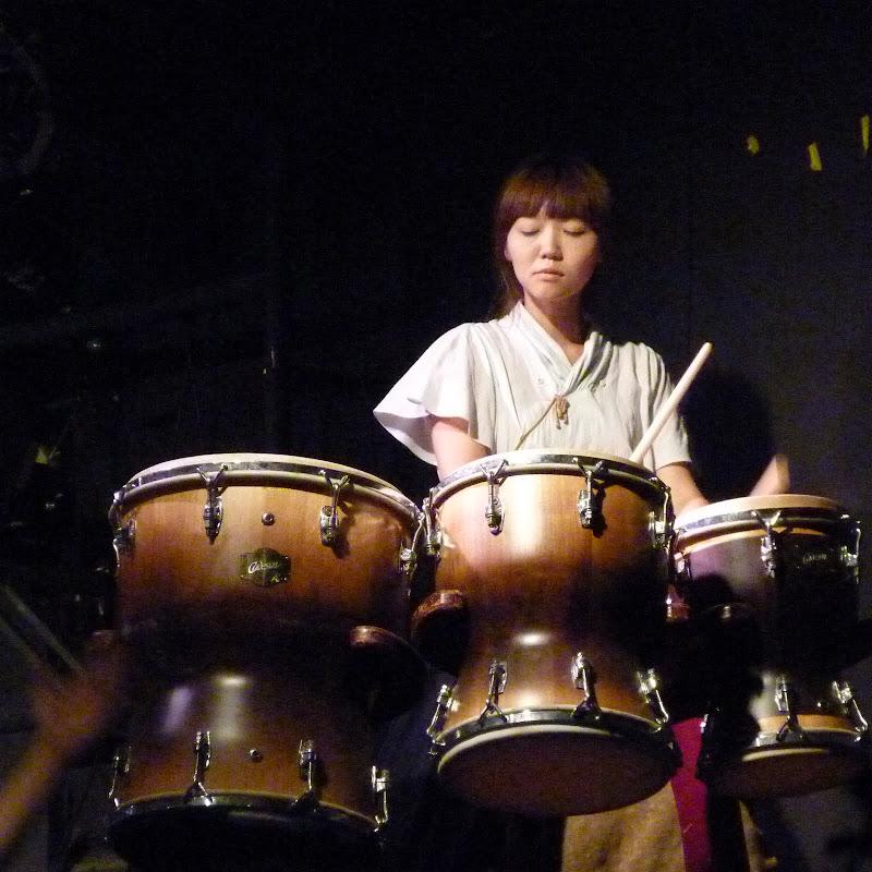 Tainan ,Groupe Ten drum . J 6 - P1210275.JPG