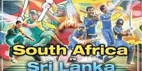 Live Telecast of Sri Lanka v South Africa Test