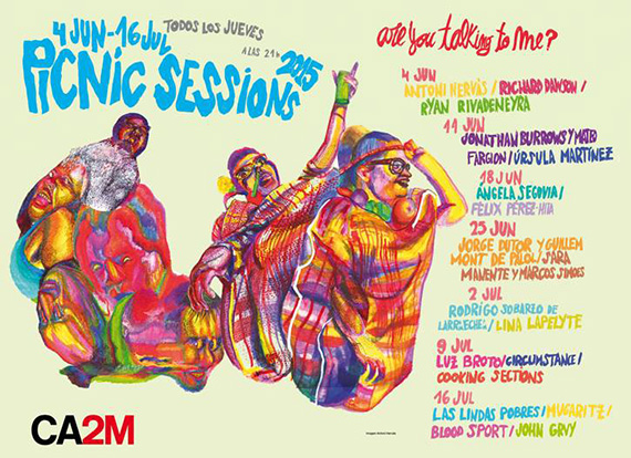 El CA2M de la Comunidad presenta su programación de verano 'Picnic Sessions'