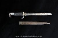 Bayonet KS 98 with sawback