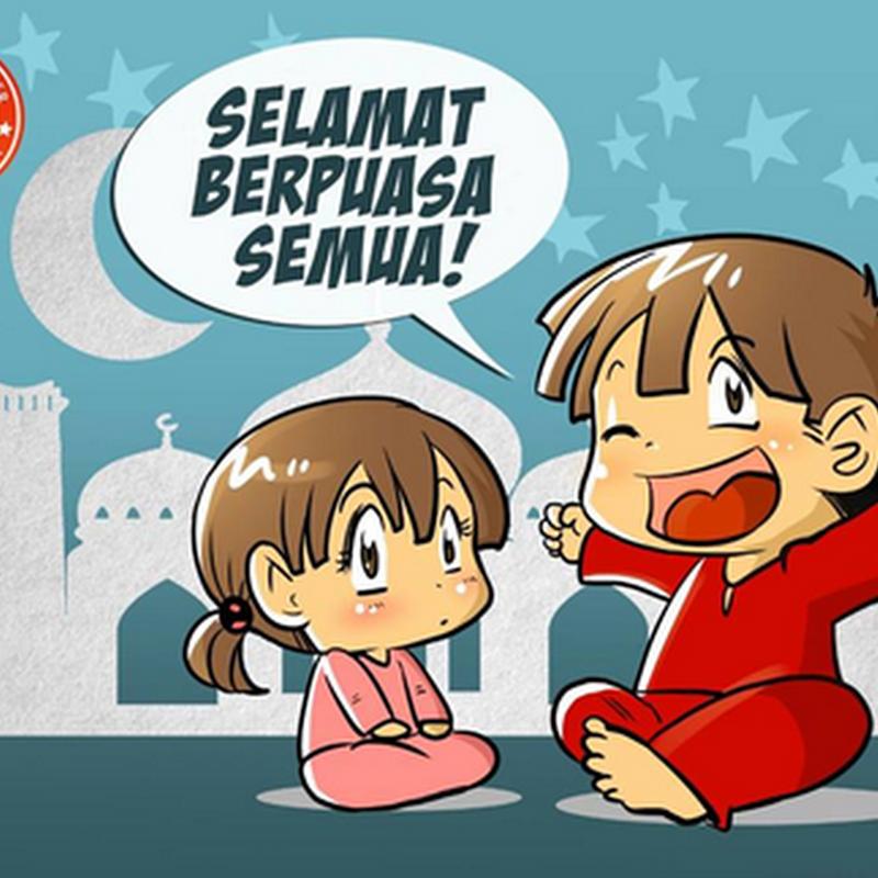 Selamat Menyambut Ramadan..