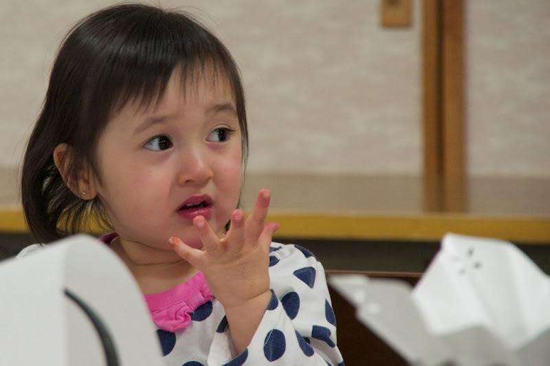 テイラー(サユリ)ちゃん(2歳)
