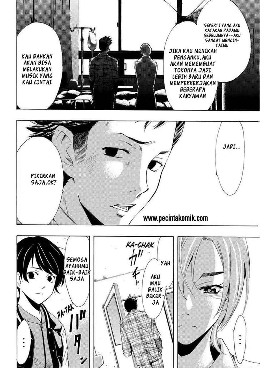 Fuuka Chapter 130-7