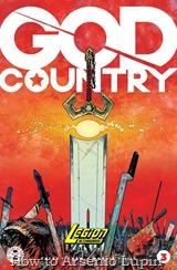 Actualización 01/05/2017: God Country #03, con Heisenbergen las traducciones y Sueño en las maquetas.