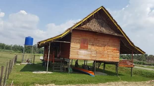 Homestay Rumah Tradisi Kaum Bisaya kg. Suasa