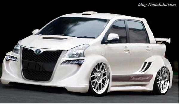 410 Koleksi Poto Modifikasi Mobil Avanza HD Terbaik