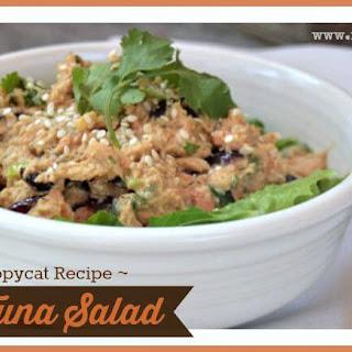 Asian Tuna Salad (LifeCafe Copycat Recipe)